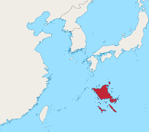 East China Sea location map Yaeyama.png