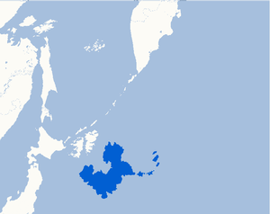 Location Map of Akishio on Earth.png