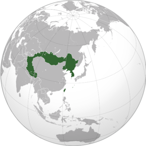 Map of United States of East asia.png